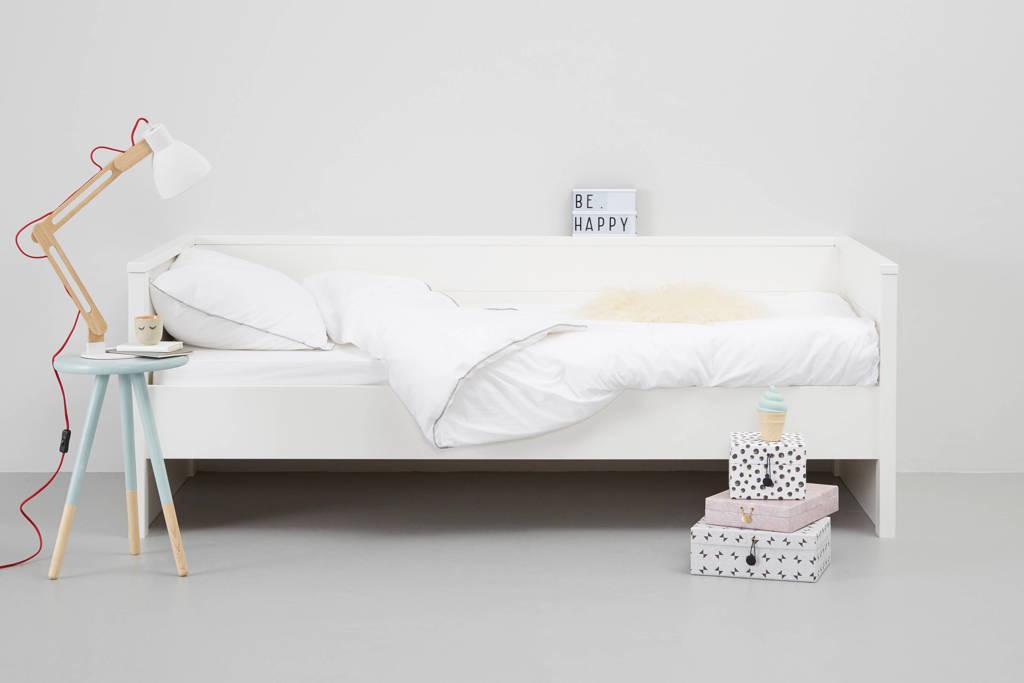 Woood bedbank Jade (90x200 cm), Wit