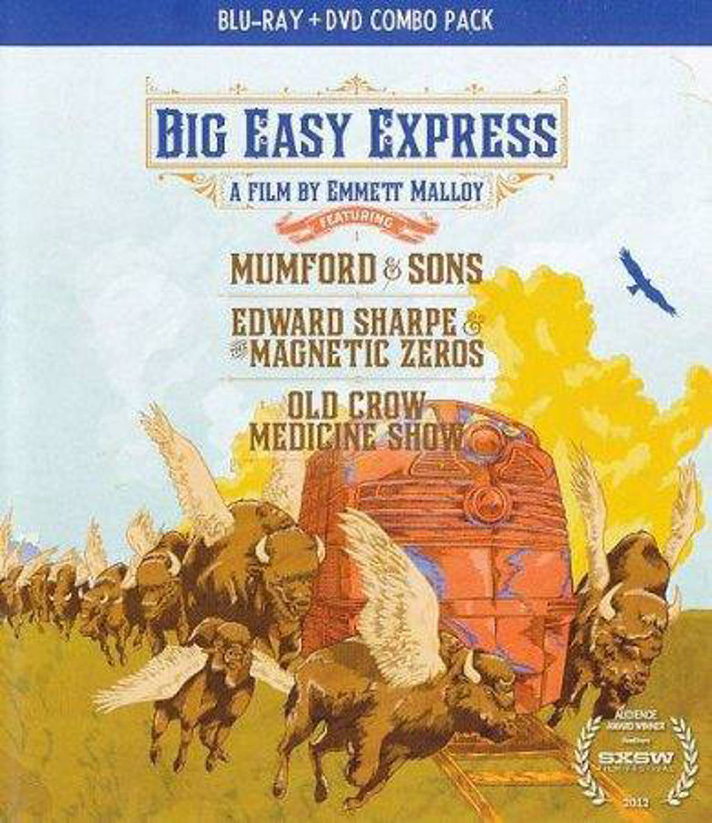 Various Artists - Big easy Express (Blu-ray)