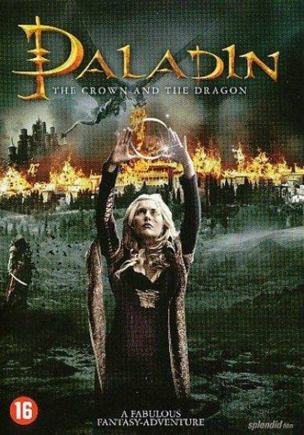 Paladin 2 - The crown and the dragon (DVD)