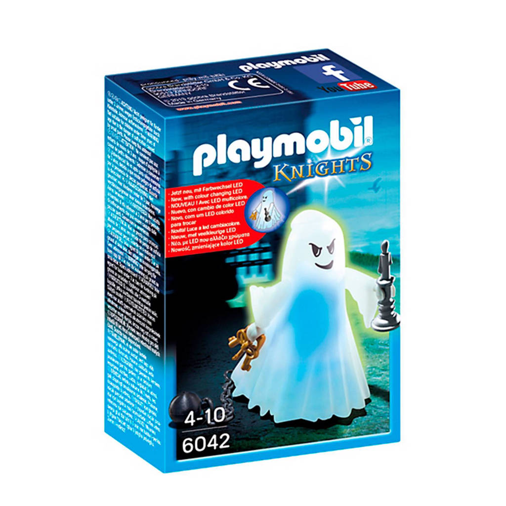 Playmobil Knights lichtgevende geest 6042