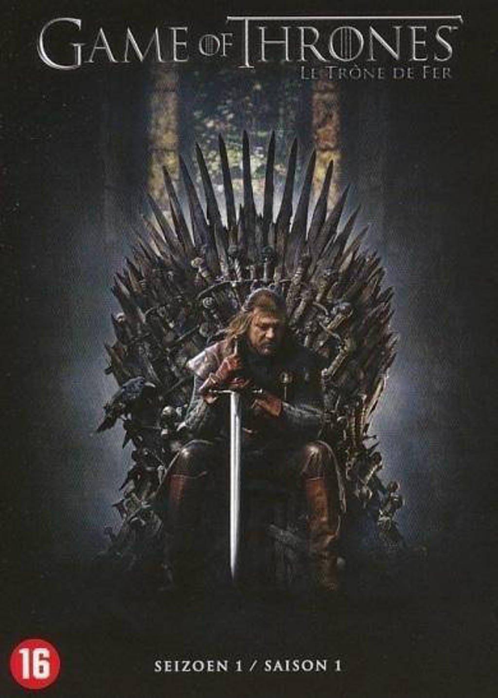 Game of thrones - Seizoen 1 (DVD)