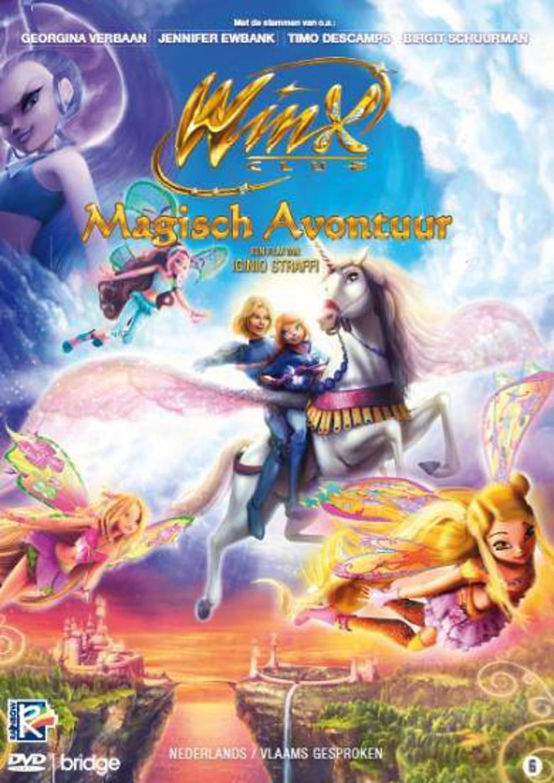 Winx Club Magisch Avontuur Dvd Wehkamp