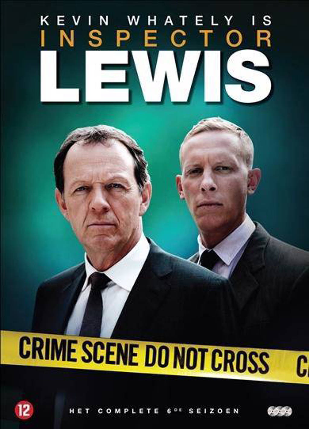 Inspector Lewis - Seizoen 6 (DVD)