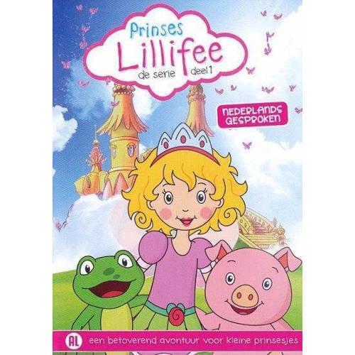 Prinses Lillifee de serie 1 (DVD) kopen
