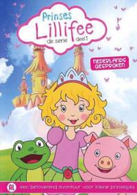 Prinses Lillifee de serie 1 (DVD)