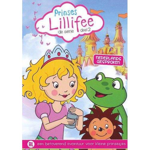 Prinses Lillifee de serie 2 (DVD) kopen
