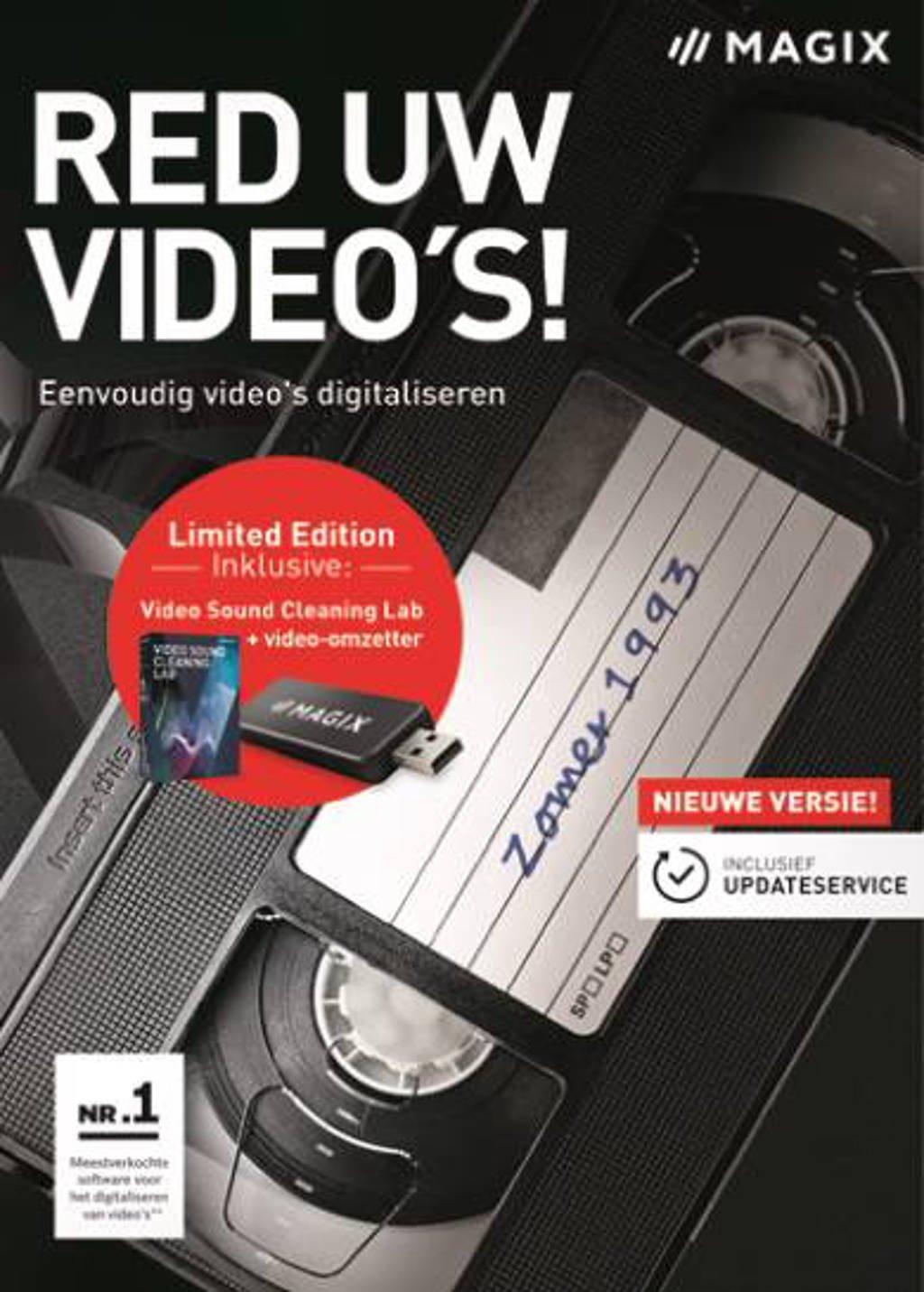 Magix red uw videos (PC)