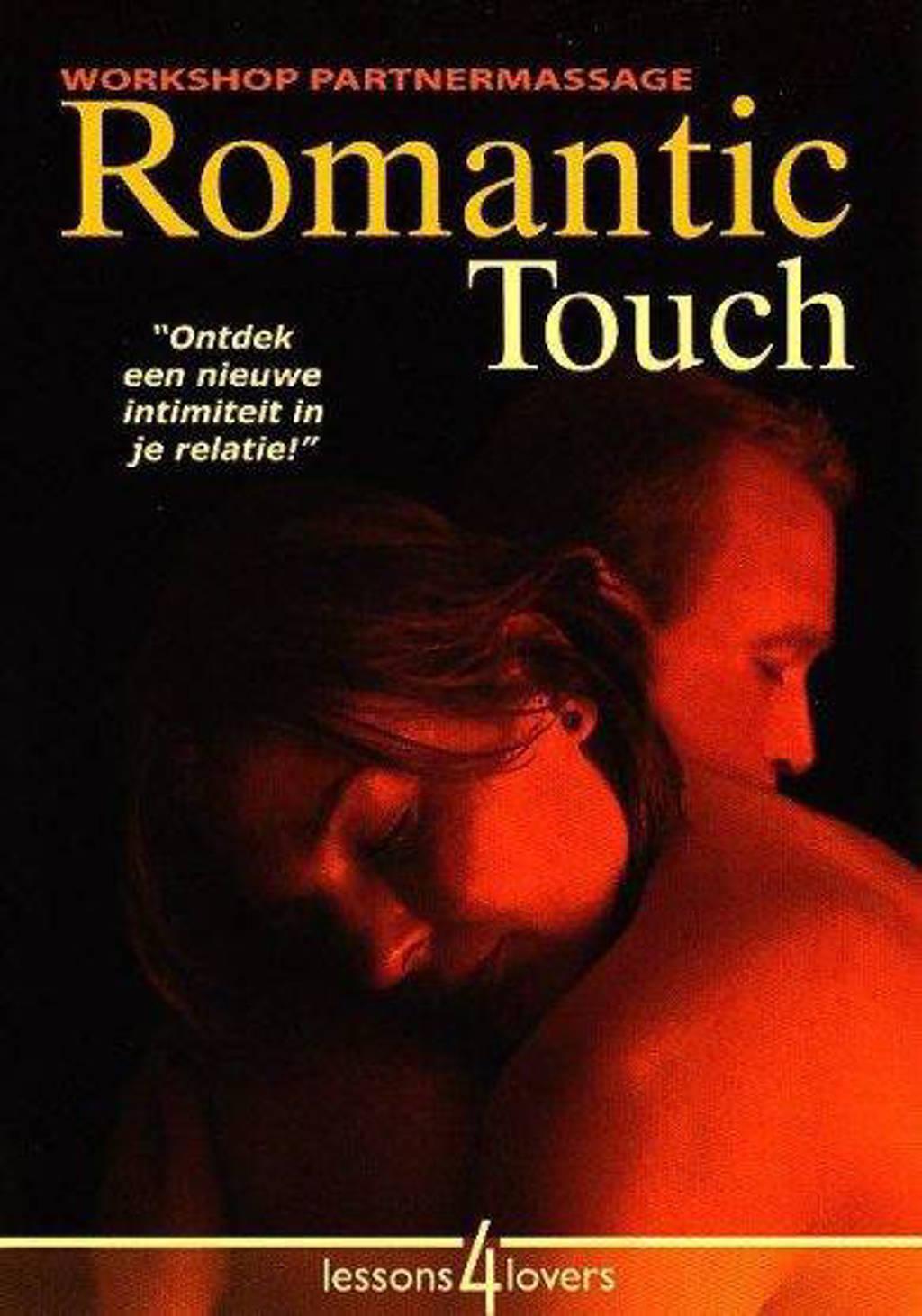 Cursus romantische erotische partner massage romantic touch (DVD)