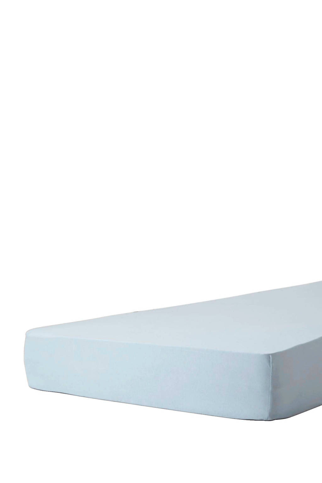 Beddinghouse jersey premium hoeslaken Lichtblauw