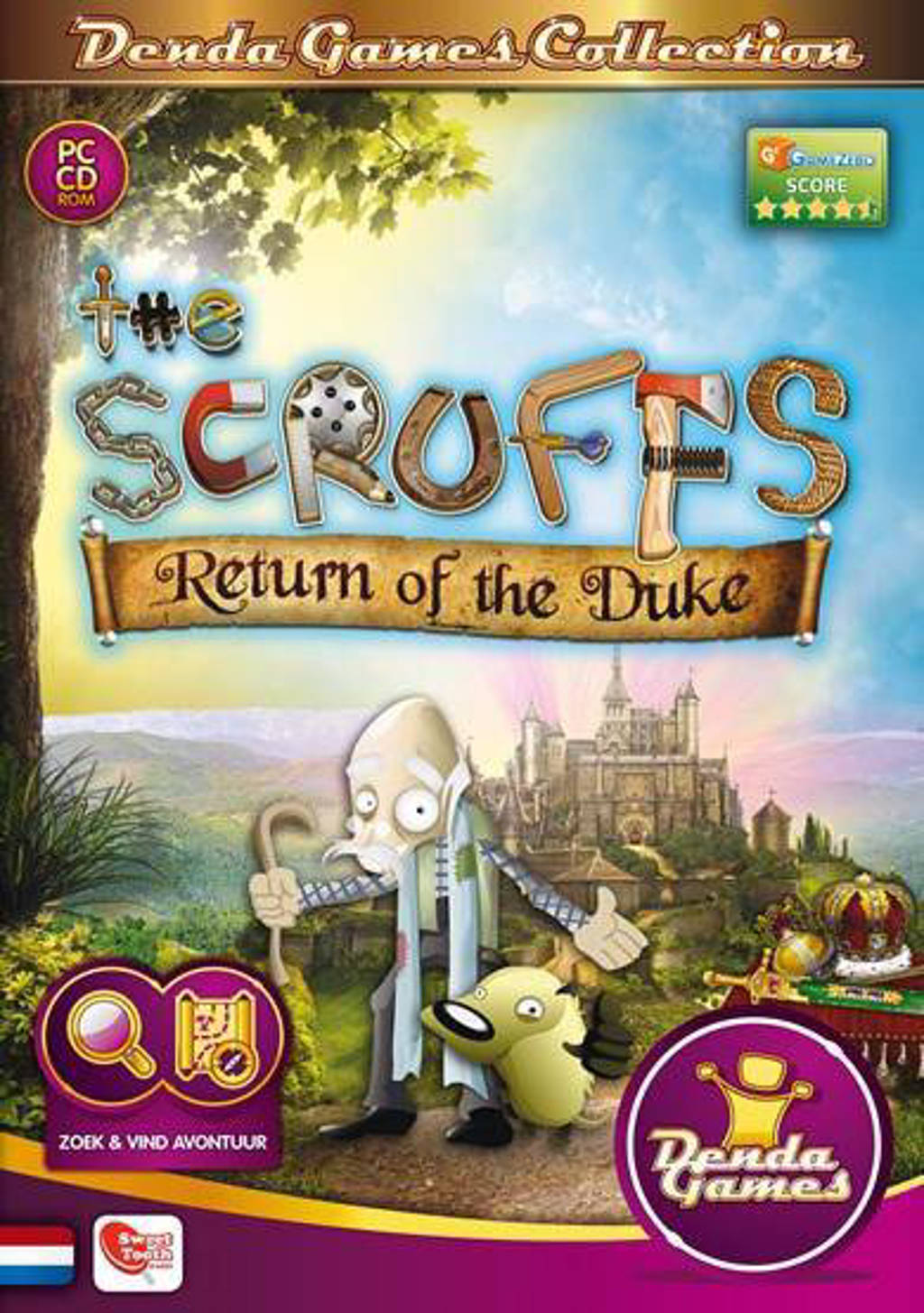 Scruffs - Return of the duke (PC)