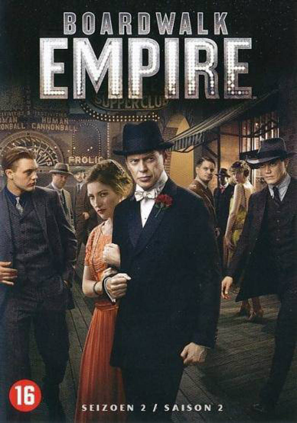 Boardwalk empire - Seizoen 2 (DVD)