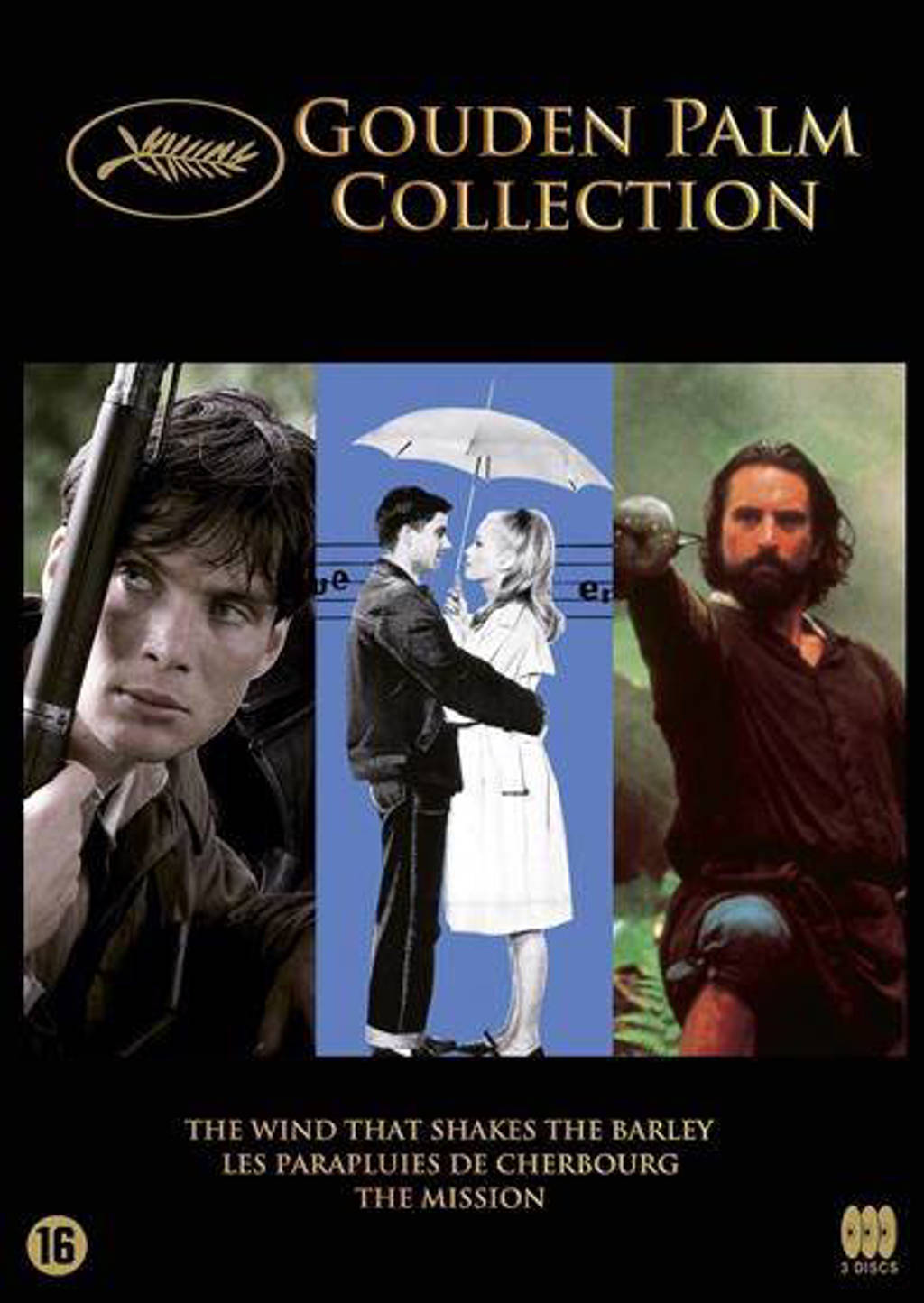 Gouden palm collection (DVD)