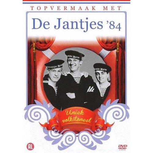 Topvermaak met - De Jantjes 84 (DVD) kopen