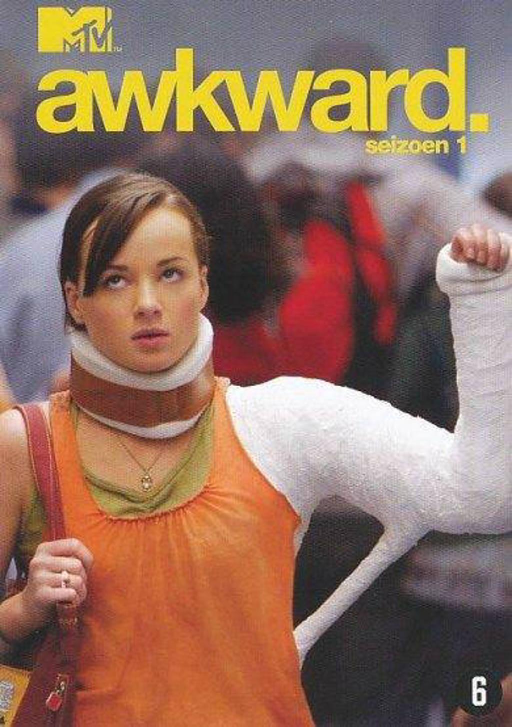 Awkward - Seizoen 1 (DVD)