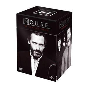 House M.D. - Seizoen 1-8 (DVD)
