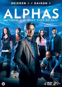 Alphas - Seizoen 1 (DVD)