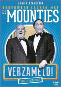 Ouderwets Lachen Met - De Mounties Verzameld (DVD)