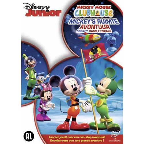 Mickey Mouse clubhouse - Mickey's ruimte avontuur (DVD) kopen