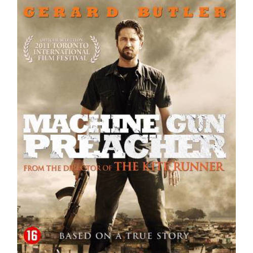 Machine gun preacher (Blu-ray) kopen