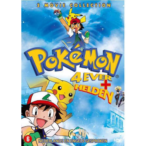 Pokemon - 4ever/Helden (DVD) kopen
