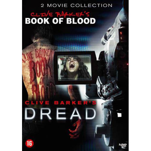Dread/Book of blood (DVD) kopen