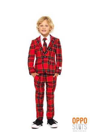The Lumberjack jongens kostuum + clipdas