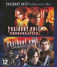 Resident evil - Damnation/Degeneration (Blu-ray)