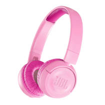 JBL JR300BT on-ear bluetooth kinder hoofdtelefoon roze