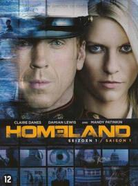 Homeland - Seizoen 1 (DVD)