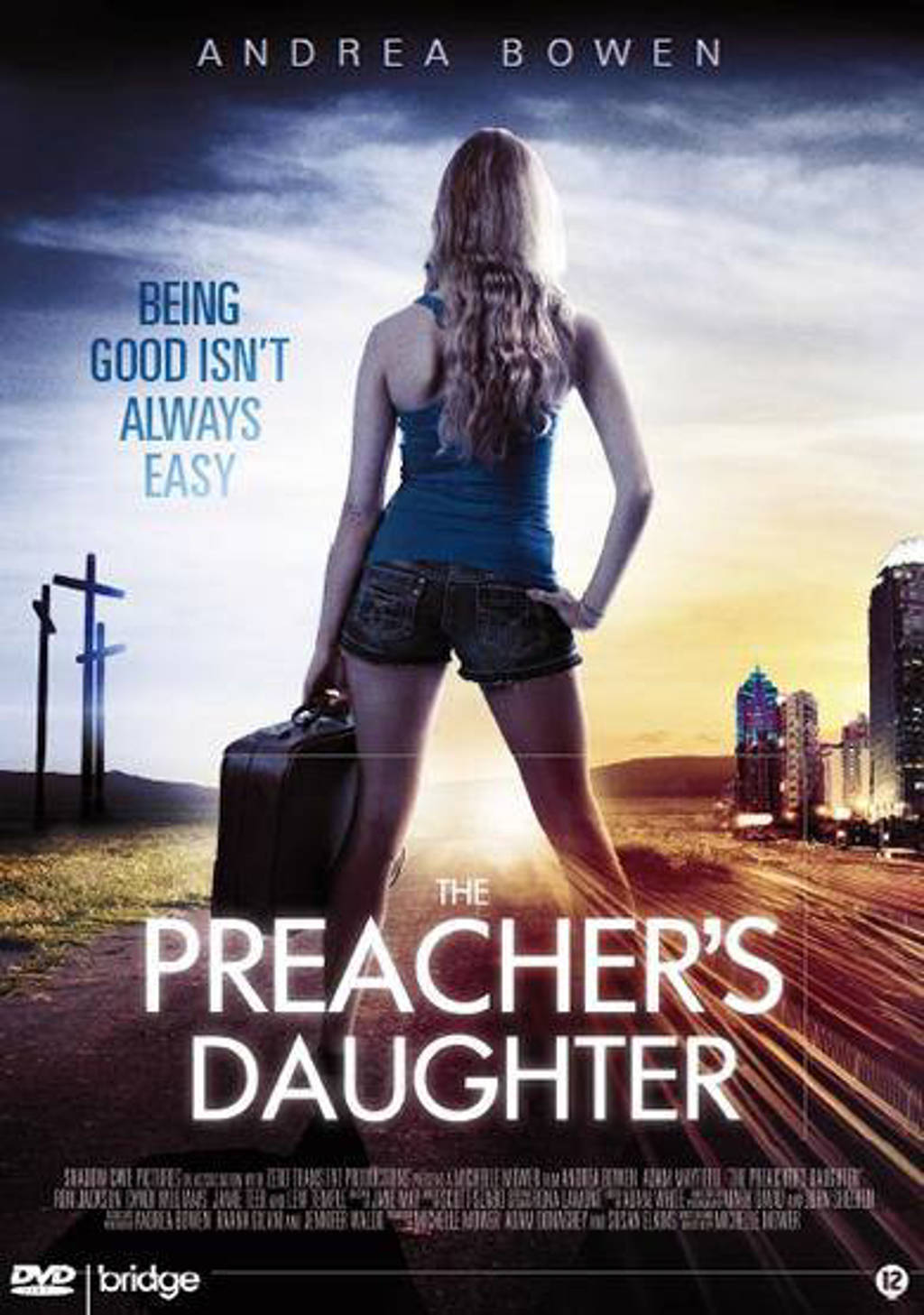 Preachers daughter (DVD)