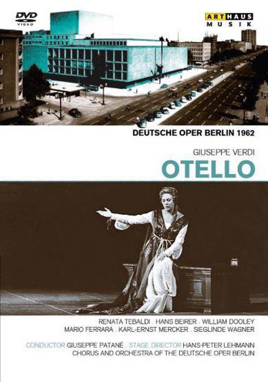 Tebaldi,Beirer,Dooley - Otello, Berlijn 1962 (DVD)