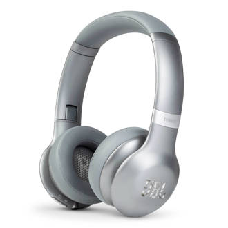 Everest 310 on-ear bluetooth koptelefoon zilver