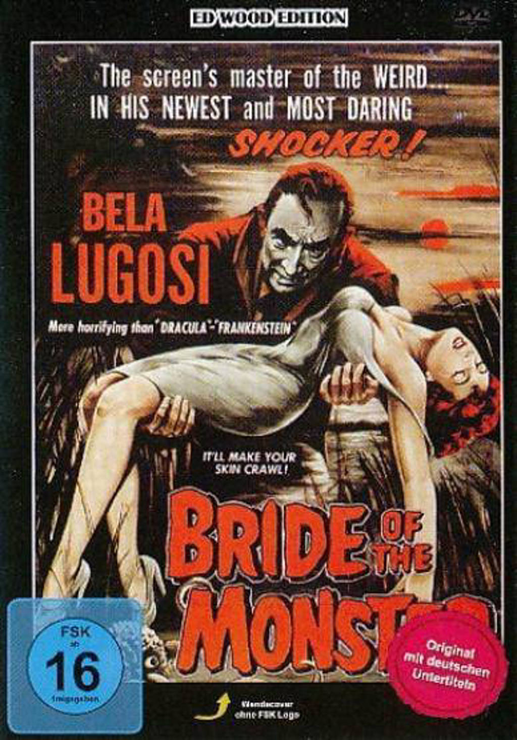 Ed Wood - Bride Of The Monster (DVD)