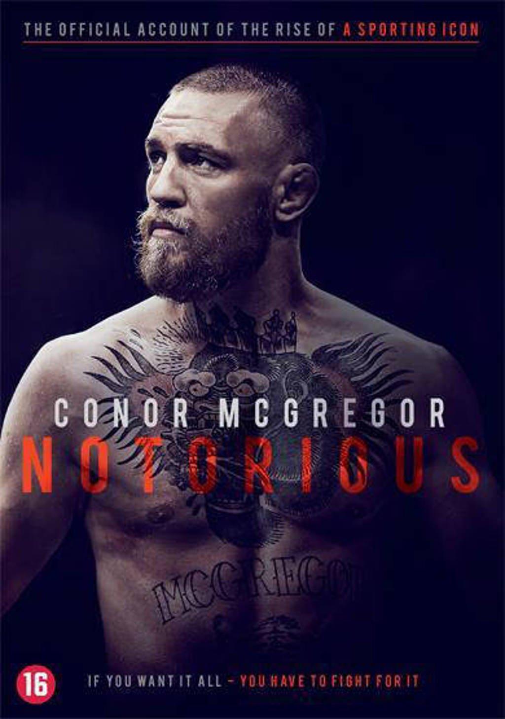 Conor McGregor - Notorious (DVD)
