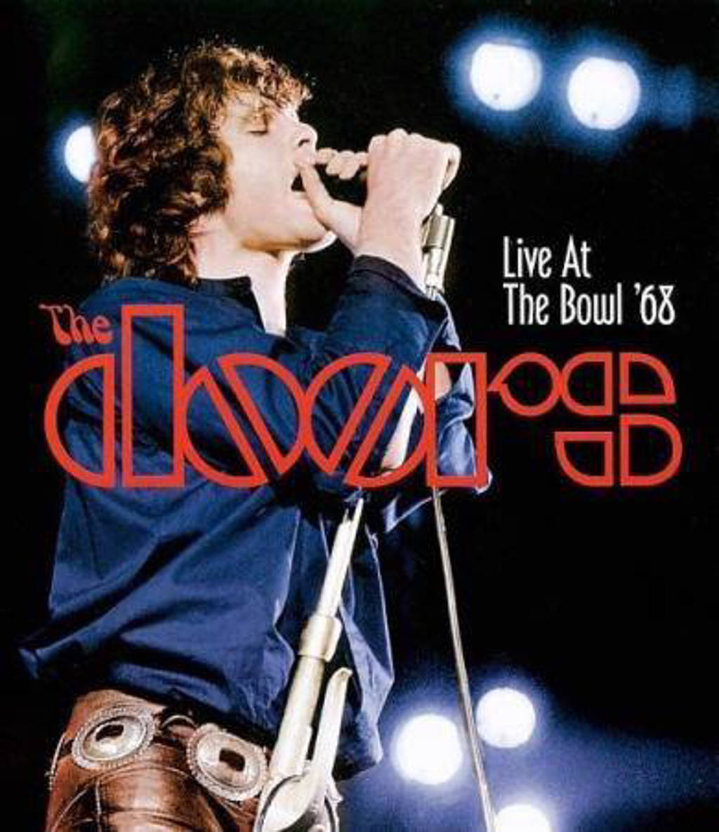 The Doors - Live At The Bowl 68 (Blu-ray)