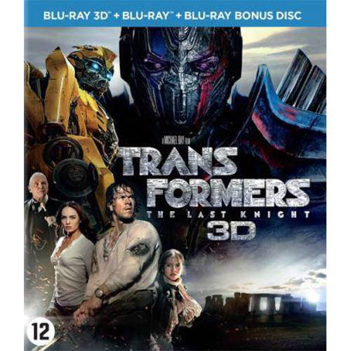 Transformers - The last knight (3D) (Blu-ray) kopen