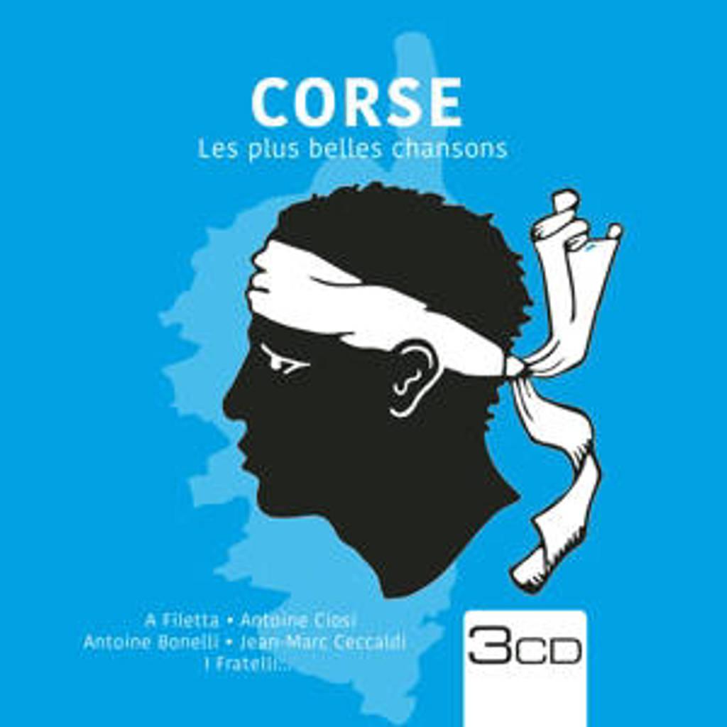 Various - Corse - Les Plus Belles Chanso (CD)