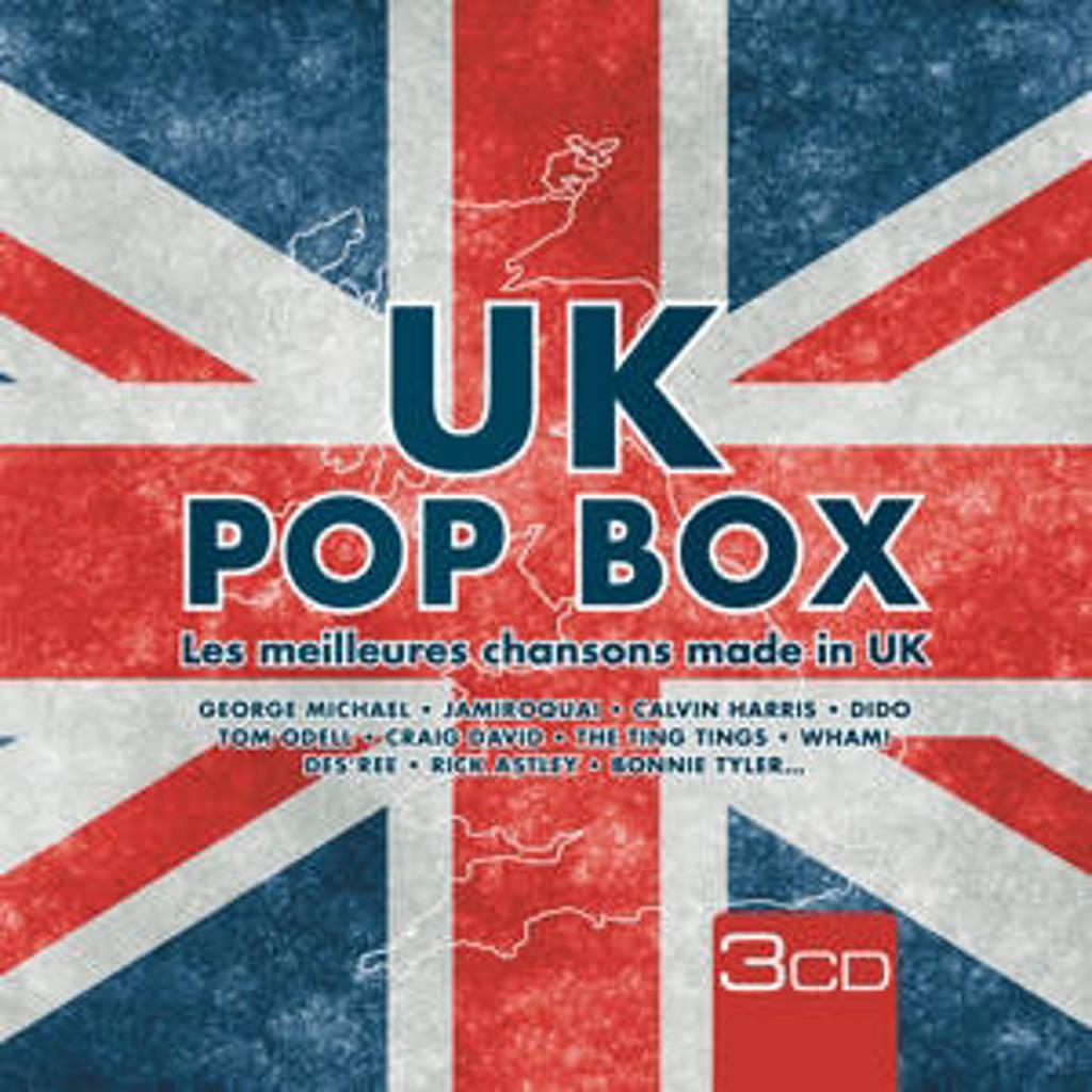 Various - Uk Pop Box (CD)