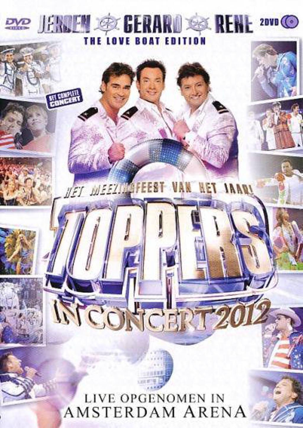 Zitzak Gerard Joling.De Toppers Toppers In Concert 2012 Dvd Wehkamp