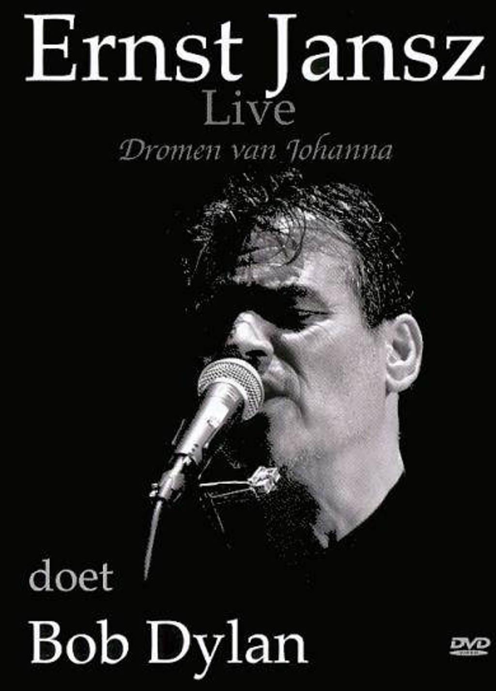 Ernst (Doet Bob Dylan) Jansz - Dromen Van Johanna - Live (DVD)