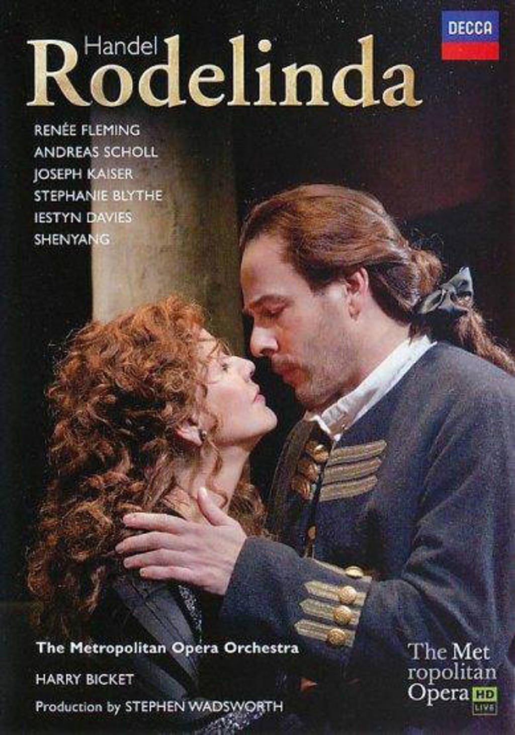 Renee Fleming - Rodelinda (DVD)