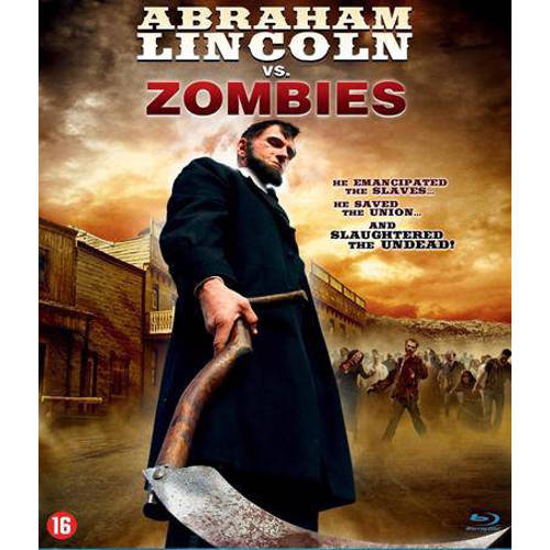 Abraham Lincoln vs zombies (Blu-ray) kopen
