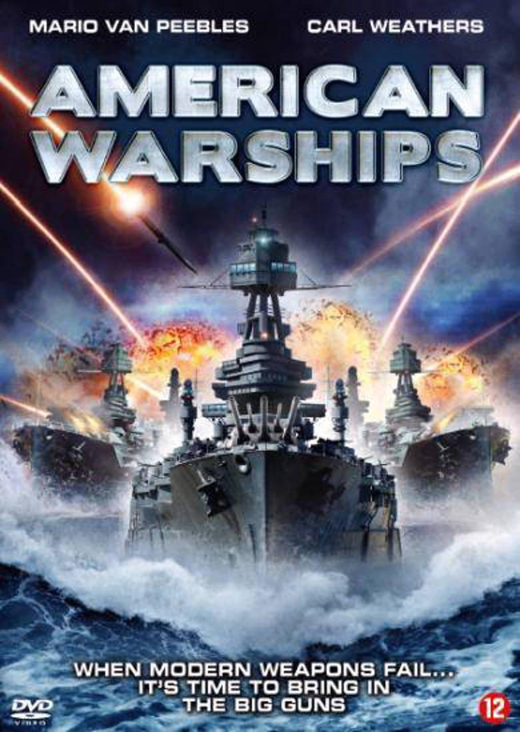 American warships (DVD)