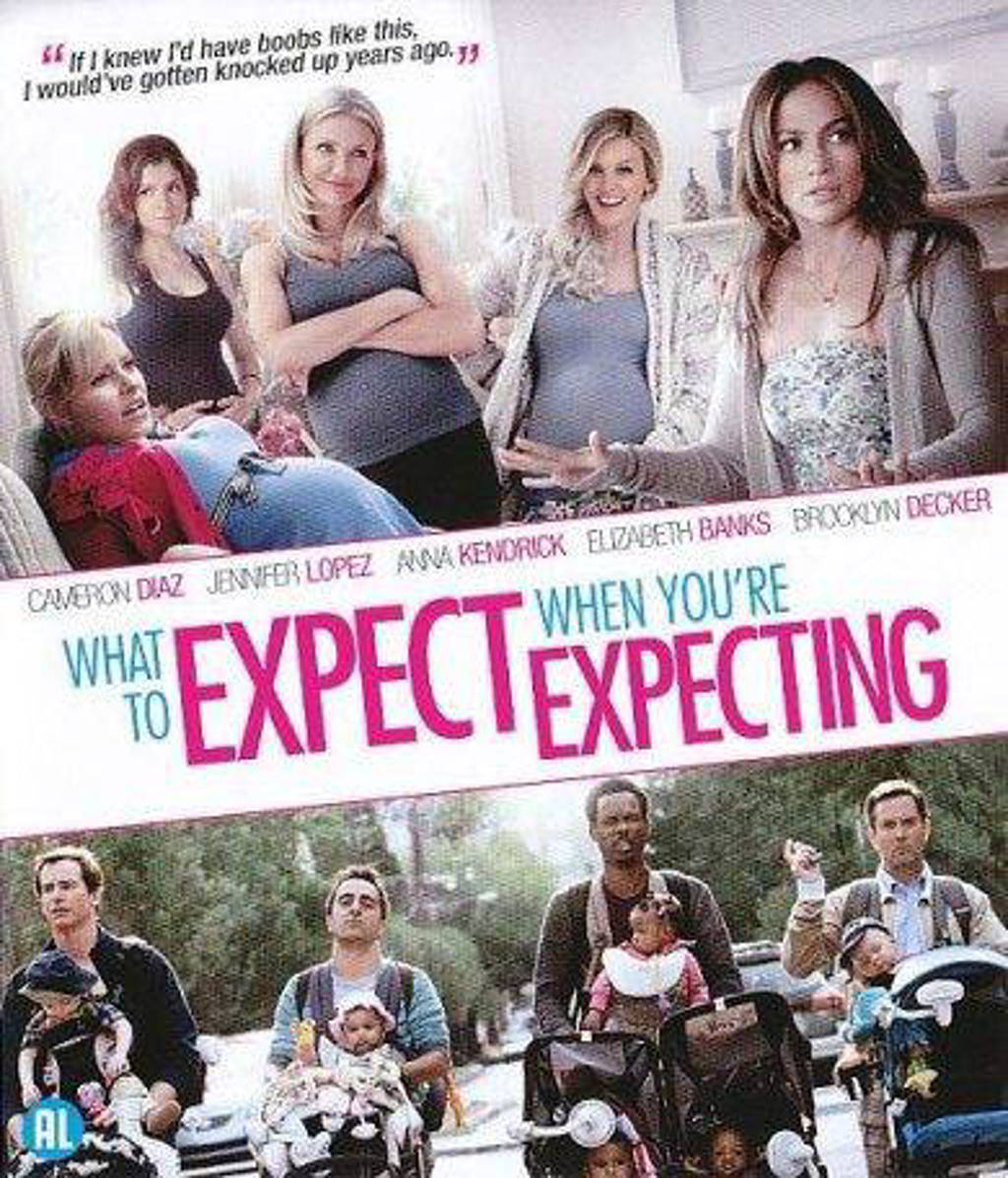 What to expect when you're expecting (Blu-ray)