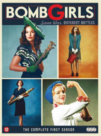 Bomb girls - Seizoen 1 (DVD)