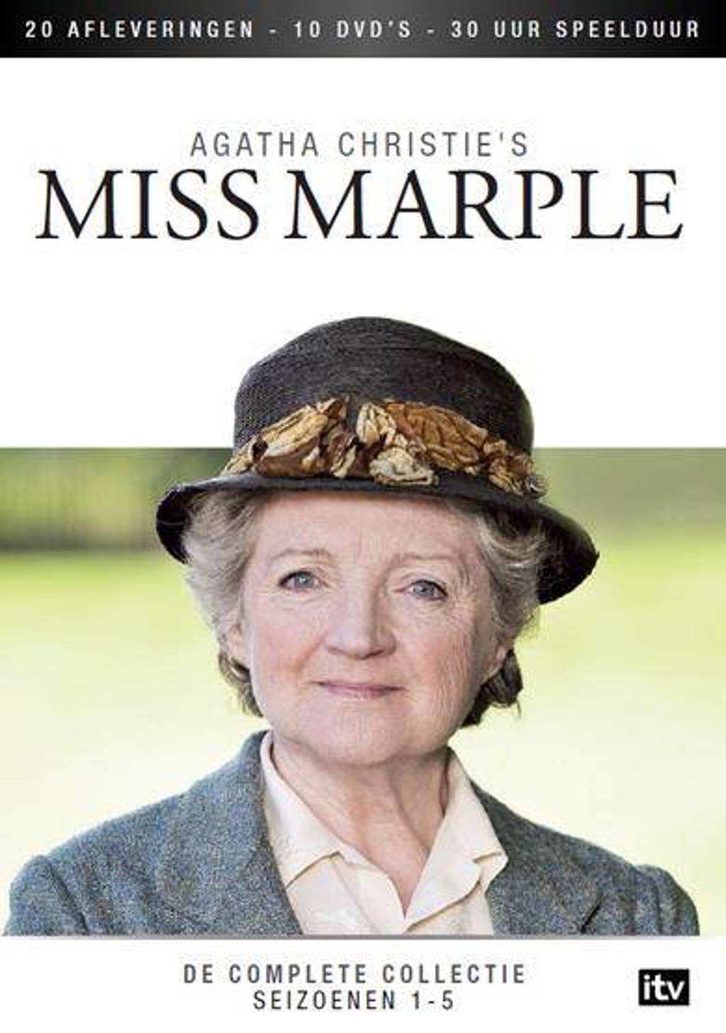 Miss Marple - Complete collection (DVD)