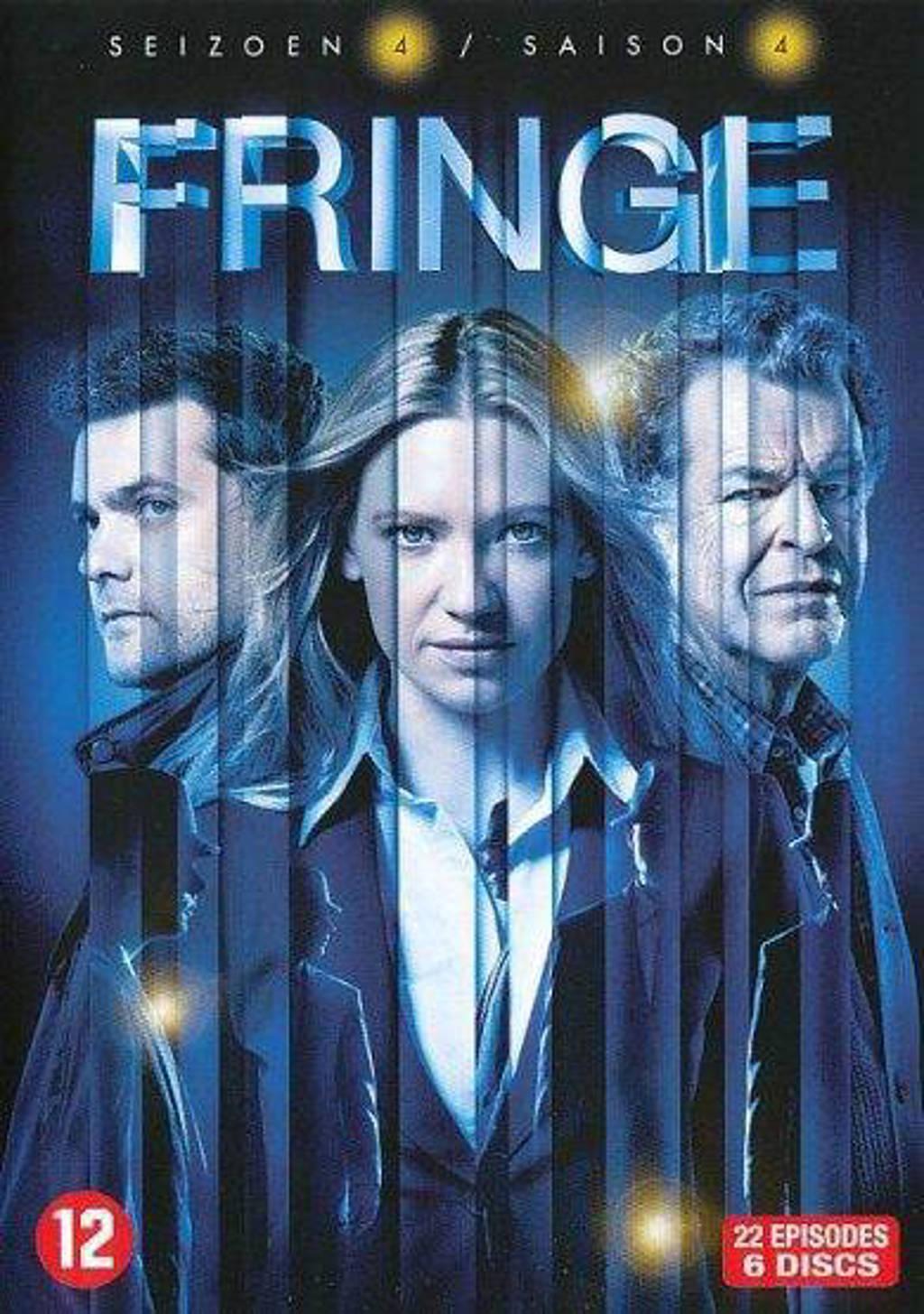 Fringe - Seizoen 4 (DVD)
