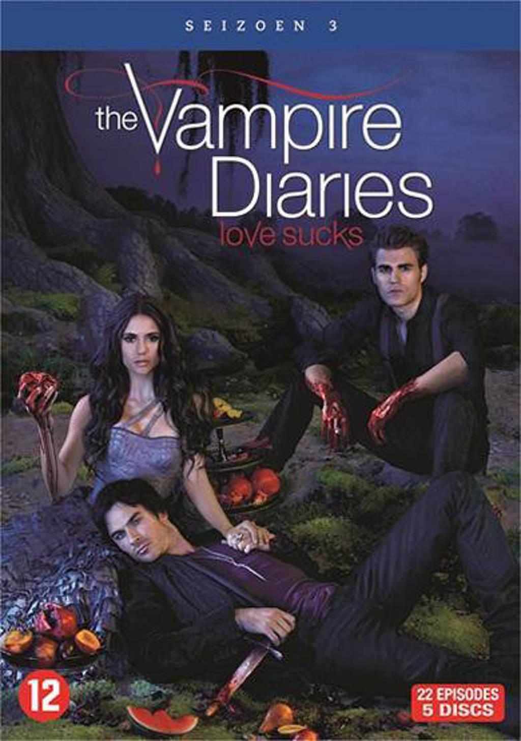 Vampire diaries - Seizoen 3 (DVD)