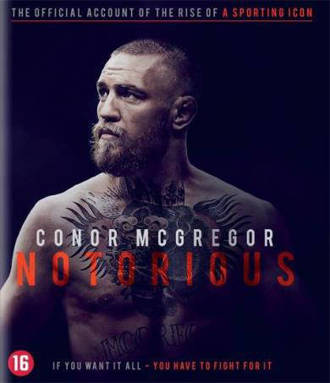 Conor McGregor - Notorious (Blu-ray)