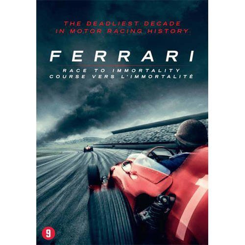 Ferrari - Race to immortality (DVD) kopen